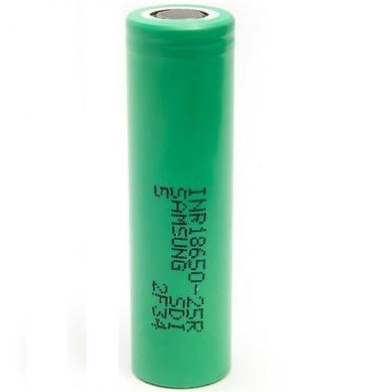 Samsung 18650 25R 2500mAh 35A Battery