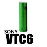 Sony VTC6 18650 3000mAh Battery - 30A