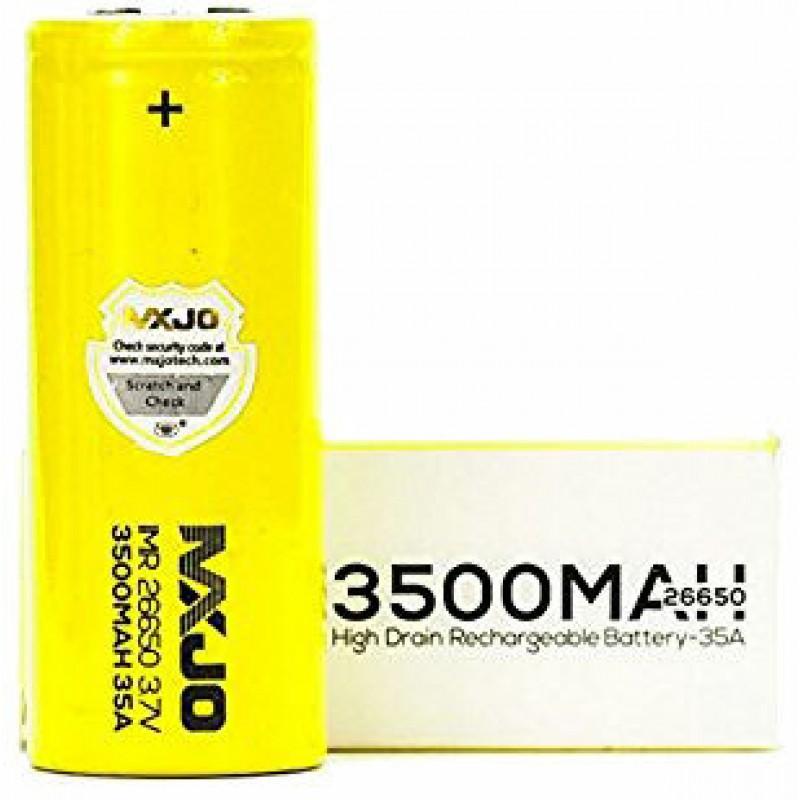 MXJO 26650 3500mAh Battery