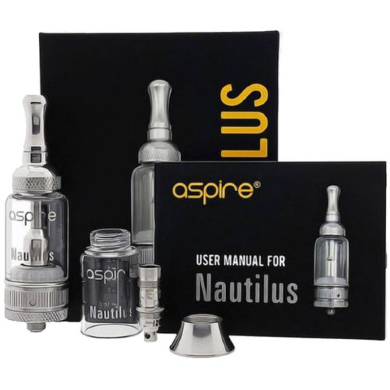 Aspire Nautilus Tank System