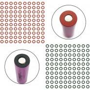 18650 Insulator Rings