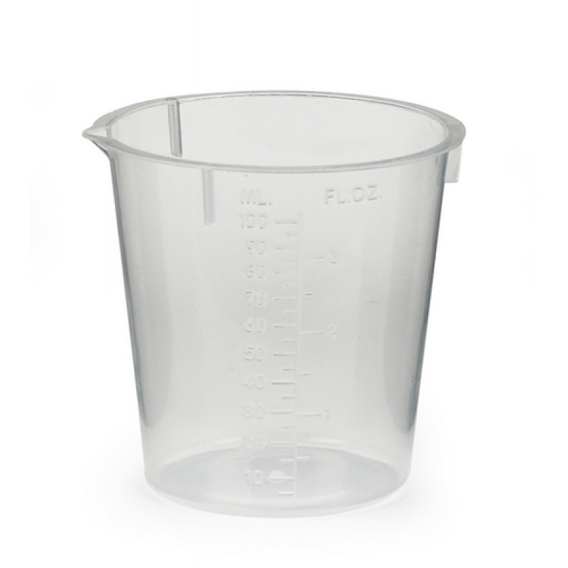 Plastic Beaker for DIY Mixing