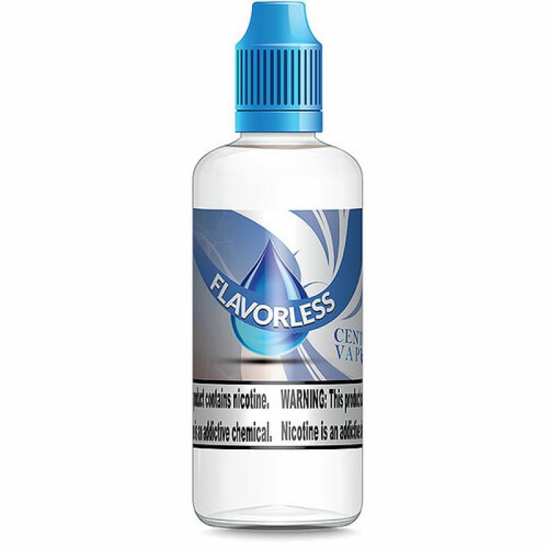 Unflavored Nicotine E-Liquid Base