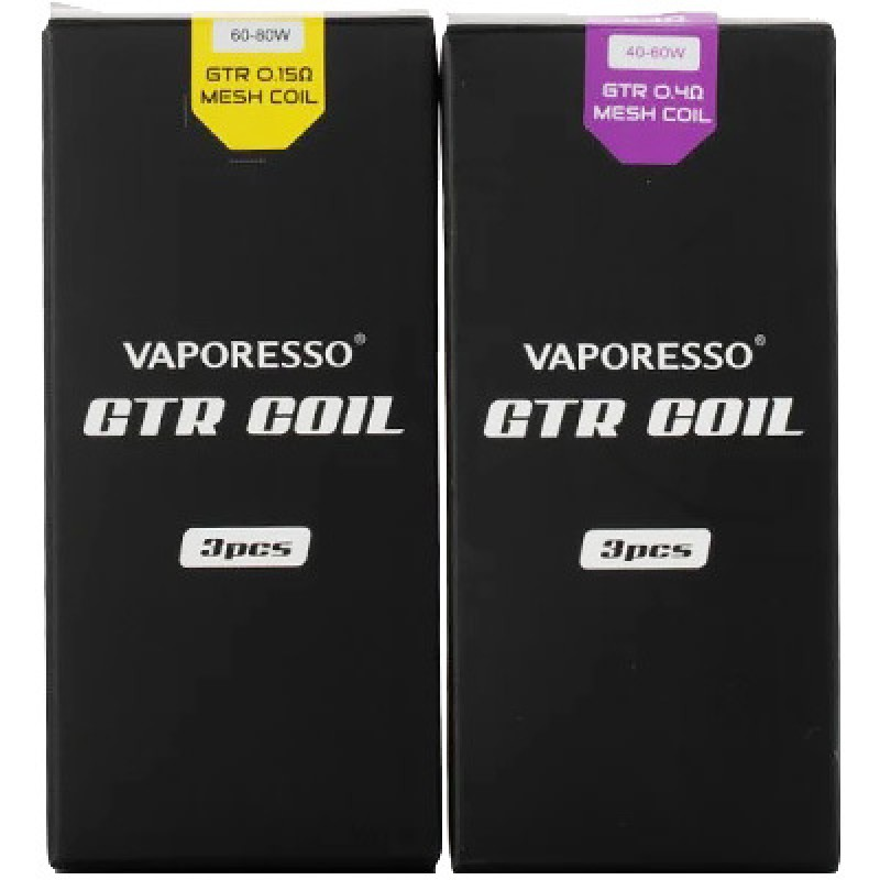 VAPORESSO GTR Replacement Coils